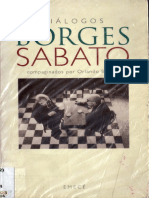 Barone Compilador Dialogos Borges Sabato
