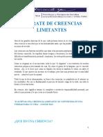 LIBERATE DE CREENCIAS LIMITANTES, F. Yon