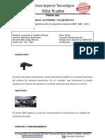 Consulta bibliográfica sobre los siguientes sensores MAP, MAF, CKP y CMP
