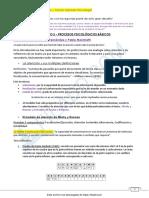 RESUMEN SEGUNDO PARCIAL - INGRESO 2020