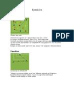 Ejercicios globales futbol
