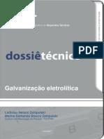 Galvanização eletrolítica