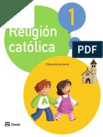 Religión Católica 1 Primaria 2015