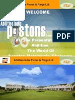 AIP Presentation 2009
