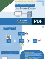 Bab II SIA Tinjauan Pemrosesan Transaksi dari Sistem Enterprise Resource Planning