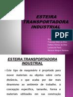 Esteira transportadora industrial 3