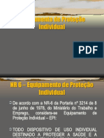 Apresentação uso EPI