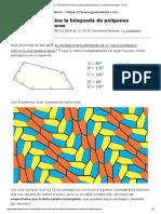 Gaussianos -Michaël Rao Termina La Búsqueda de Polígonos Convexos Teseladores