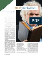 Einstein-proof your business