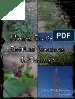 Plantas Exoticas e Exoticas Invasoras da Caatinga III. JULIANO RICARDO FABRICANTE