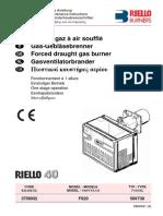 Instruction Manual FS20