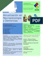 II_Jornadas_Neuropsicología 2013