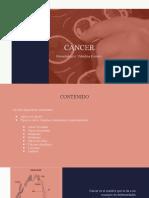 Cancer Disease by Slidesgo