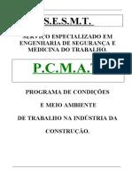 PCMAT Gomes & Camargo