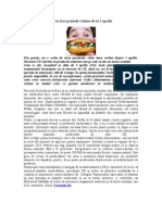 Codex Alimentarius Va Face Primele Victime de La 1 Aprilie