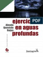 Libro AQR Ejercicios en Aguas Profundas.