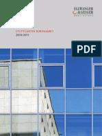 Stuttgarter Büromarkt 2010 / 2011