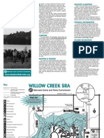 Willow Creek State Recreation Area