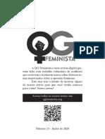 Zine Cachalote, QG Feminista