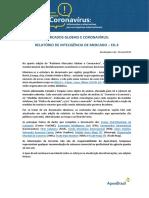 Mercados globais e coronavírus_Inteligência de Mercado Ed 4