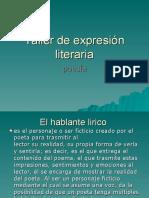 Expresión literaria NM1