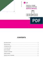 LG FA-3000AWE Service Manual audio