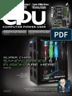 Computer Power User - April 2011