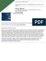 The Military Balance 1985