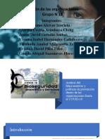 Análisis Del Macroentorno y Políticas de Prevención Dentro