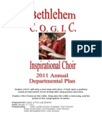 The Bethlehem Inspirational Choir