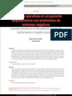 paciente esquizofrenico hipocampo y lobulo prefrontal