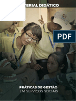 PRÁTICAS DE GESTÃO EM SERVIÇOS SOCIAIS
