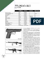 Armes Supplement Aires