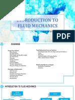 1 Fluid Properties