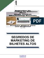 Segredos de Marketing de Bilhetes Altos (High Ticket Marketing Secrets)