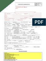 RQ 09 - 021_01 - Cadastro Admissional de Empregados