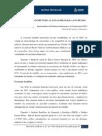 PIB ALAGOAS 2016
