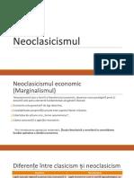 C6. Neoclasicismul