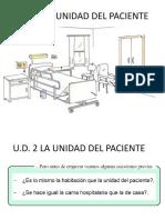U.D.2 la Unidd del Paciente