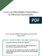 u.d.4, Hii. Las Enfermedades Transmisibles y Las Infecciones Nosocomiales