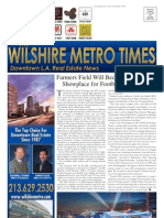 Wilshire Metro Times - March 2011