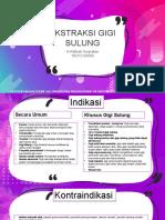 Ekstraksi - Ai Rafikah Nurpratiwi - 160112180086