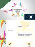 Fissure Sealant Dan Preventive Adhesive Restoration - Ai Rafikah Nurpratiwi - 160112180086