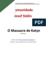 O Massacre Katyn