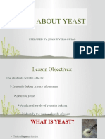 ALL ABOUT YEAST