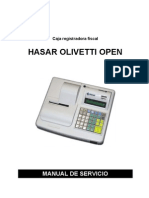 Manual_Service-Hasar_Olivetti_Open