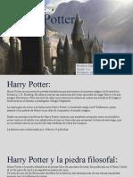 Exposicion Español Harry Potter