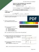 Teste Q1.2 n.º 1 - V2 10-4