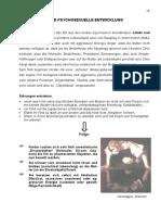 FREUD Theorie und Psychosexuelle Entwicklung