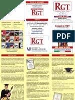 Introduzione Alla RGT